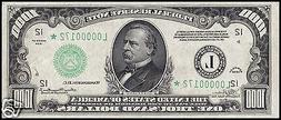 Money FRIDGE MAGNET 3x7 Dollar Bill Cash $$$ United States C