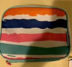 New Fridge Pak Pink Blue Orange Lunch Cool Bag