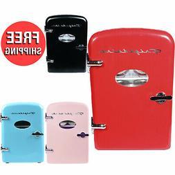 portable retro cool personal mini fridge refrigerator