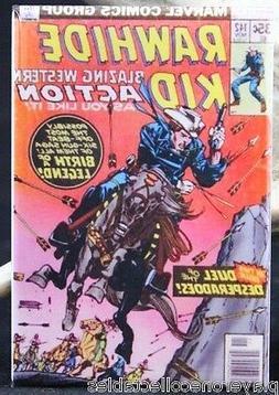 "Rawhide Kid #142 Comic Book Cover - 2"" X 3"" Fridge / Locker"