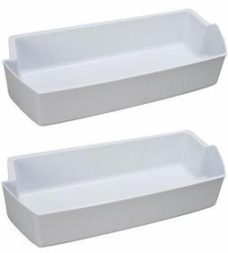 Refrigerator Door Shelf Bin 2pk Whirlpool Kenmore Fridge App