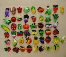Refrigerator magnets Fruits Vegetables magnet For your Fridg