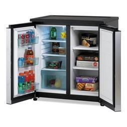 Avanti Side-By-Side Refrigerator/Freezer - 5.50 ft - Manual