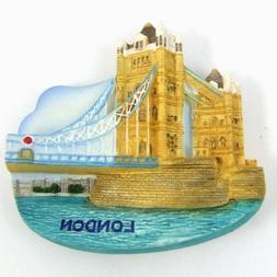Souvenir River Thames London Tower Bridge England Uk 3d Resi