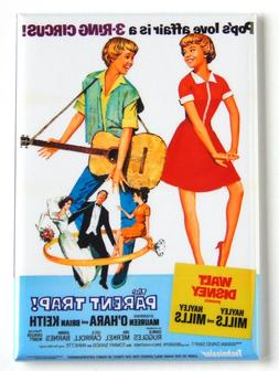 "The Parent Trap  FRIDGE MAGNET movie poster ""style B"""