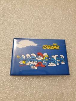 "The Smurfs Cartoon Refrigerator Magnet 2"" by 3"" fridge"