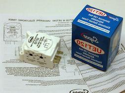 Supco UET120 Refrigerator Defrost Timer Control Universal 12