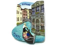 Souvenir Venice Gondolas Grand Canal Italy High Quality Resi