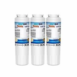 ICEPURE UKF8001 Replacement Refrigerator Water Filter, Compa