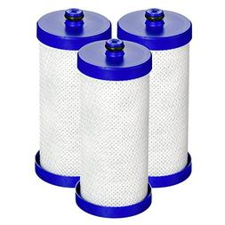 Waterdrop Refrigerator Water Filter, Compatible with WF1CB,
